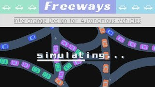 Video Freeways: Interchange Design For Autonomous Vechicles (01) download MP3, 3GP, MP4, WEBM, AVI, FLV Agustus 2018