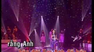 Cam Ly - Nga Ba Tinh (Karaoke)
