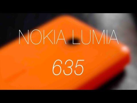REVIEW NOKIA LUMIA 635 EN ESPAÑOL!