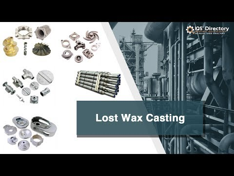 Lost Wax Casting Companies Services   IQS Directory