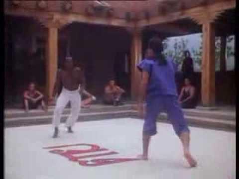 Kickboxer 4 Burton Richardson vs Joselito 'Amen' Santo