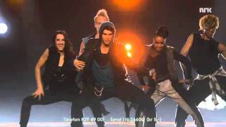 "Norway : Eurovision Song Contest  2012 Tooji ""STAY"""