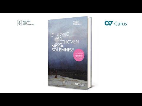 Beethoven: Missa Solemnis – Wort // Werk // Wirkung