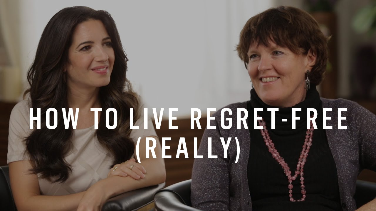 Five Regrets of The Dying: Marie Forleo & Bronnie Ware - VoiceTube
