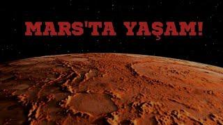 Kızıl Gezegen Marsta Yaşam Ve Ölüm  Evrenin İşleyişi-Uzay Belgeseli
