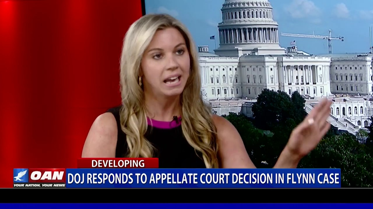 DOJ responds to appellate court decision in Flynn case