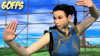 Virtua Fighter 5 Final Showdown Pai Chan Longplay 60FPS