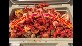 HOW TO BOIL PERFECT CRAWFISH & SHRIMP SIMULTANEOUSLY ~ Tunnel Tube Cooker & Cajun Cleaner Review