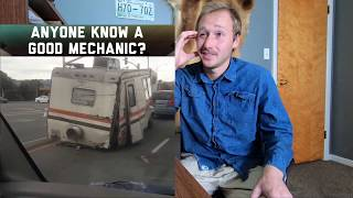 Mechanic reacts to viral car fail