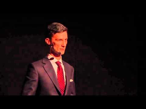 Gentlemani jeszcze nie wymarli | Łukasz Kielban | TEDxPoznan