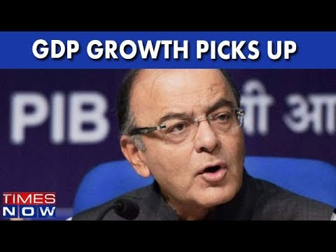 GDP Growth Picks Up Pace, Jumps To 6.3% From 5.7% In Quarter 2