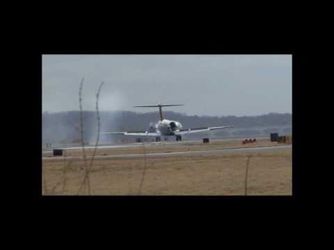 Spotting at Washington Reagan National Airport - March 5, 2011