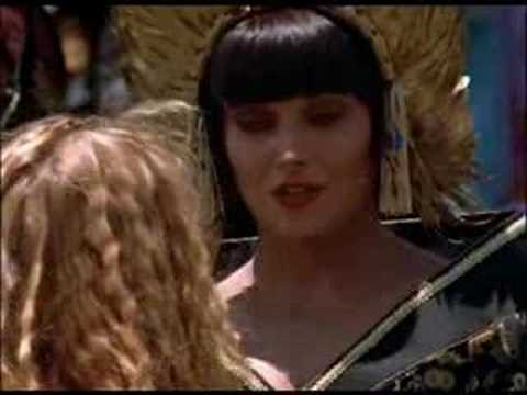 Lucy lawless xena - 1 1