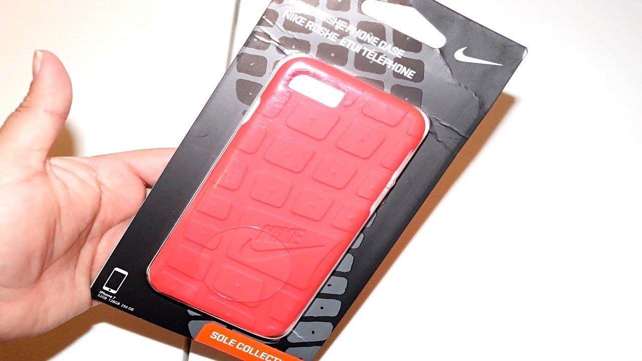 ca1e06bd11e2 Nike Roshe Run iPhone 7 case (unboxing) - YouTube