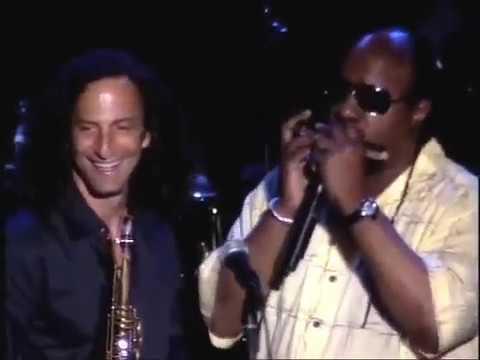 Stevie Wonder Kenny G Besame Mucho Youtube