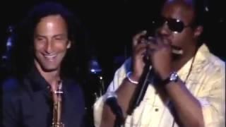 """Stevie Wonder, Kenny G - """"besame Mucho"""""""