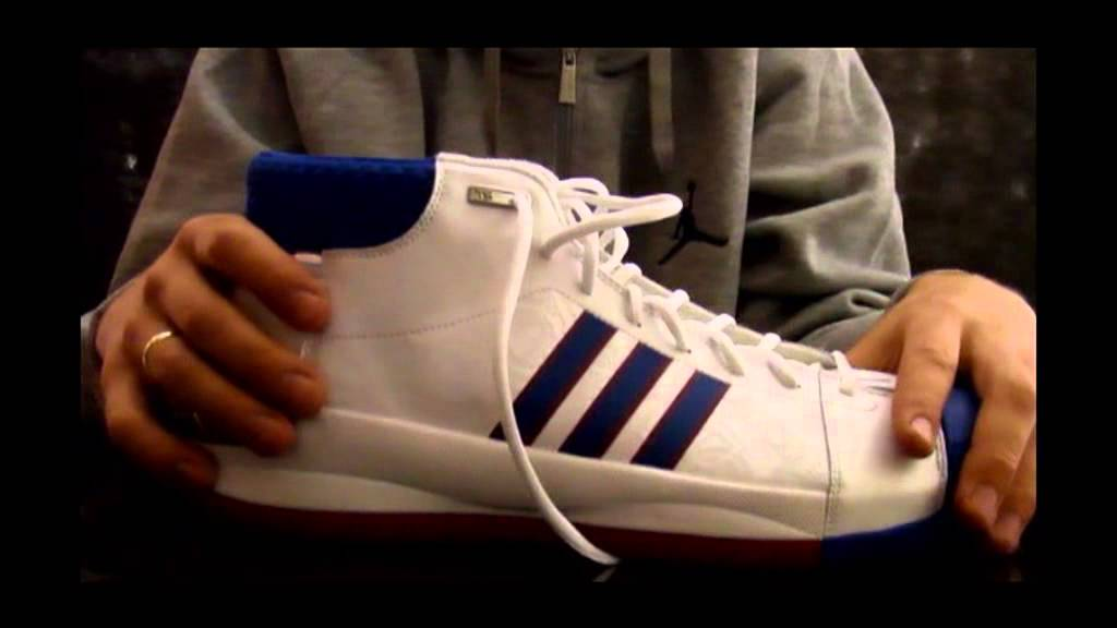 on sale 4ff38 f99e1 Adidas TS Pro Model Player - recenzja - YouTube