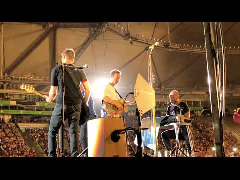 Coldplay - In my place (Live, Buenos Aires 14/11/2017)