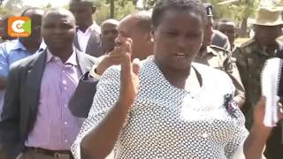 Laikipia North MP Lempurkel arrested for assaulting female MP