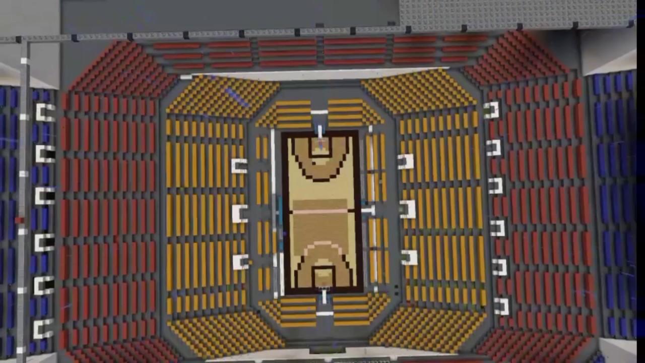 Minecraft Toronto - Ep5 Maple Leaf Gardens - YouTube