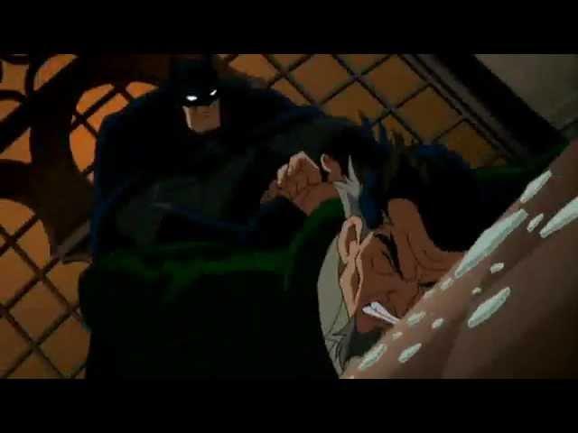 Batman: Under the Red Hood (2010) - Trailer Subtitulado Español