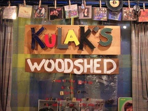 Kulak's Woodshed Intro