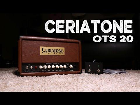 Ceriatone OTS 20 at New York Music Emporium