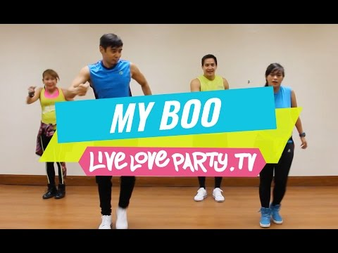 My Boo | Zumba® | Live Love Party | Running Man Challenge