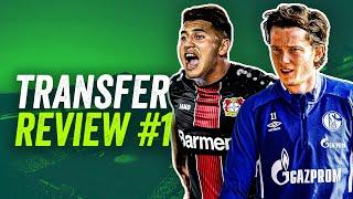 Können diese Transfers ihren neuen Clubs helfen? Gregoritsch, Palacios, Ascacibar