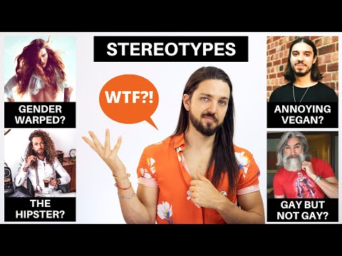 Common Stereotypes Of Guys With Long Hair - Which One Are You?