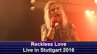 Reckless Love Night On Fire Live In Stuttgart 2016