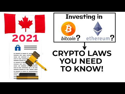 MUST KNOW Crypto Laws In CANADA For Bitcoin Investors (Your Taxes, Identity And Transaction Records)