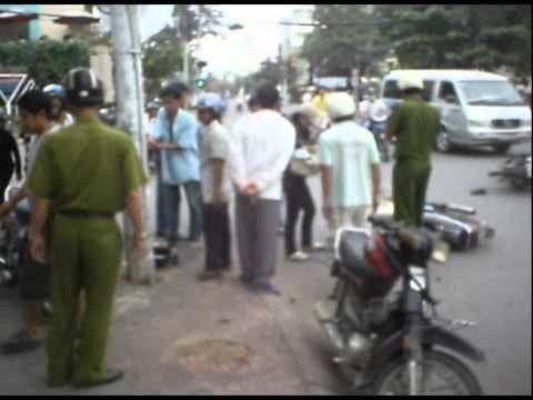 Tai Nạn Giao Thông Đường 5 Biên Hòa (31-10)
