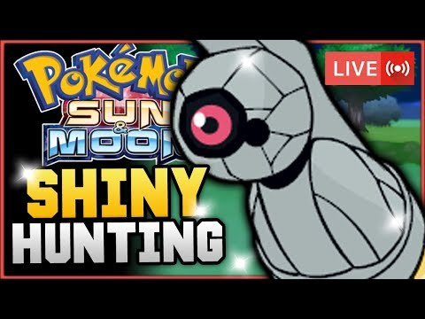Pokémon Sun & Moon LIVE Shiny Hunting! Hunting For Shiny Beldum! w/ HDvee