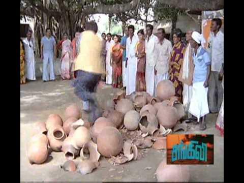 Nadigar thilagam's super fight scene -10 (Sangili)