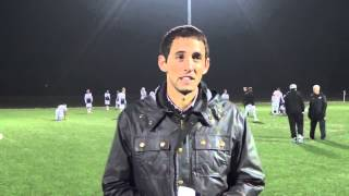 Spring Arbor Men's Soccer Vs. Goshen - Post-game Interview