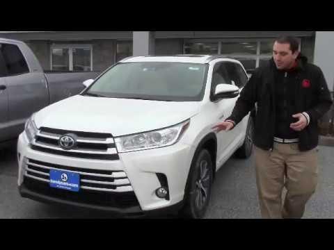 2017 Toyota Highlander For Sam From Wade Youtube