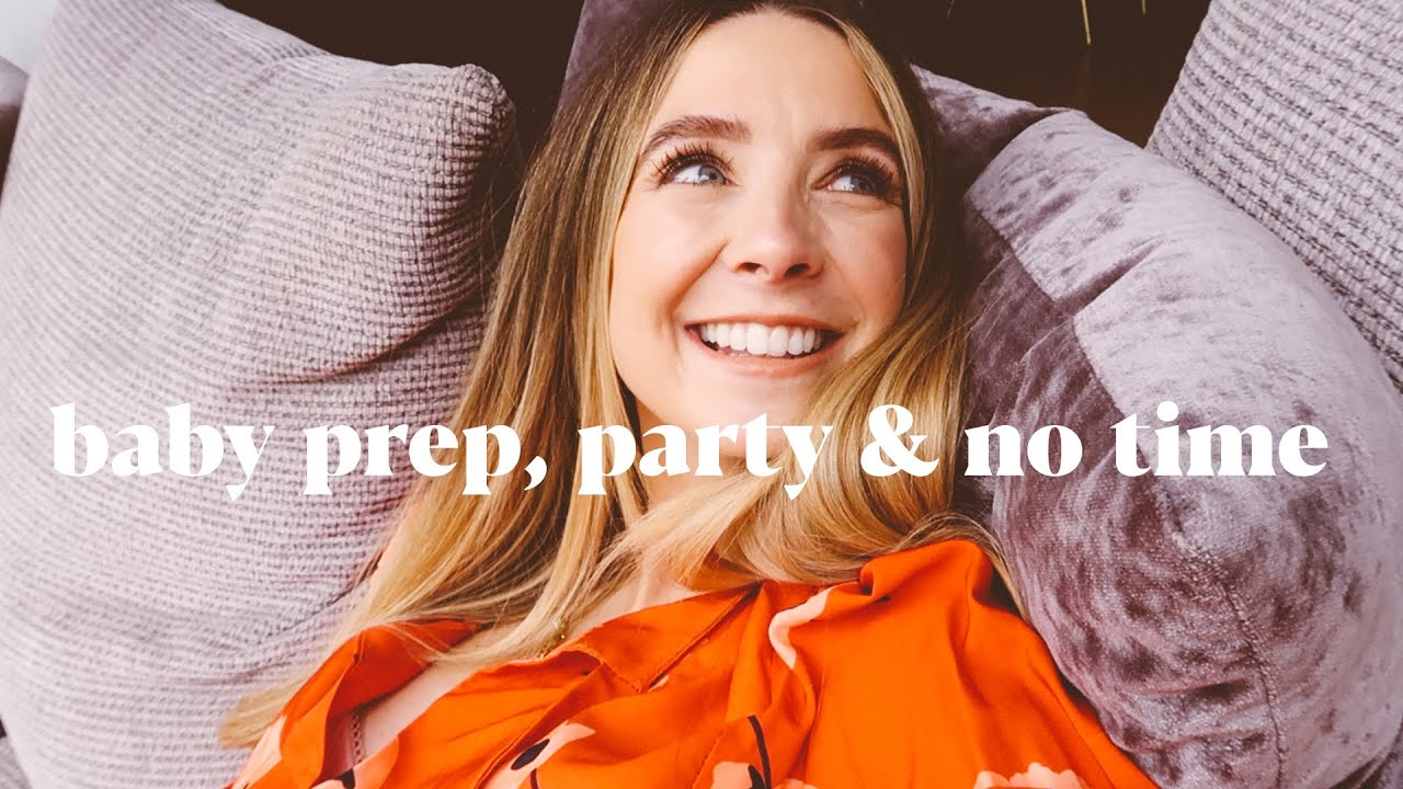 Baby Prep, Party & Where Has The Time Gone? | ad