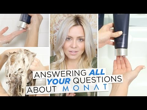 Answering All Your Questions About the Monat Hair Products