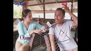 Keseruan Pemain Tukang Ojek Pengkolan Saat Break Syuting Obsesi 10 07