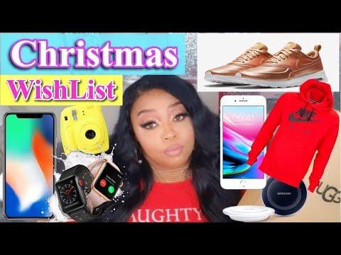 Kids Christmas Wishlist 2017