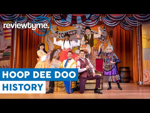 America's Longest Running Stage Show - History of the Hoop Dee Doo Musical Revue | HistoryTyme