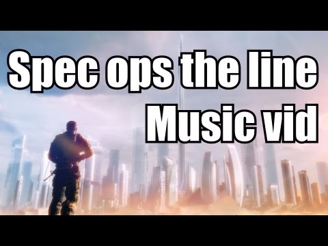 spec ops the line music video