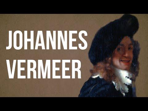 ART/ARCHITECTURE - Johannes Vermeer
