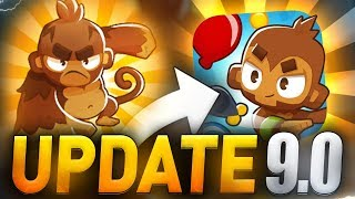 Bloons TD 6 [PL] odc.70- UPDATE 9.0 (NOWY BOHATER)