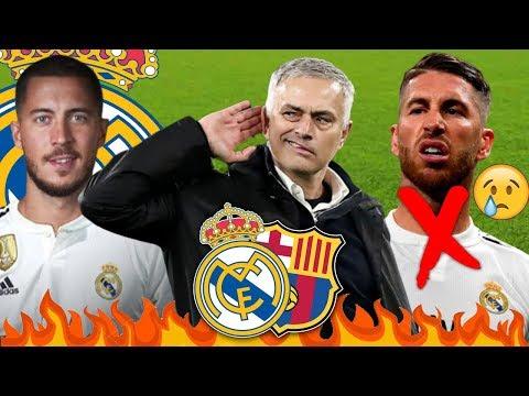 5 أشياء ستحدث بعد عودة مورينيو لتدريب ريال مدريد | وداعاً القائد..!!
