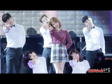 170922 아이유 '너랑나' 4K 직캠 IU fancam - You & I (용인시민의 날) by Spinel