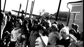 флешмоб на привокзальной площади г.Рубцовска