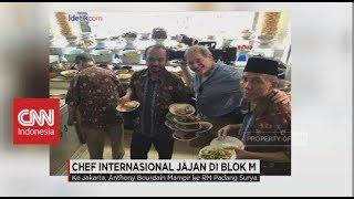 chef internasional berburu kuliner di blok m