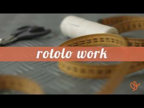 ROTOLO WORK LA PAVIMENTAZIONE IN PVC SU MISURA